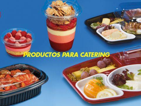 manufacturas y embalajes productos para catering